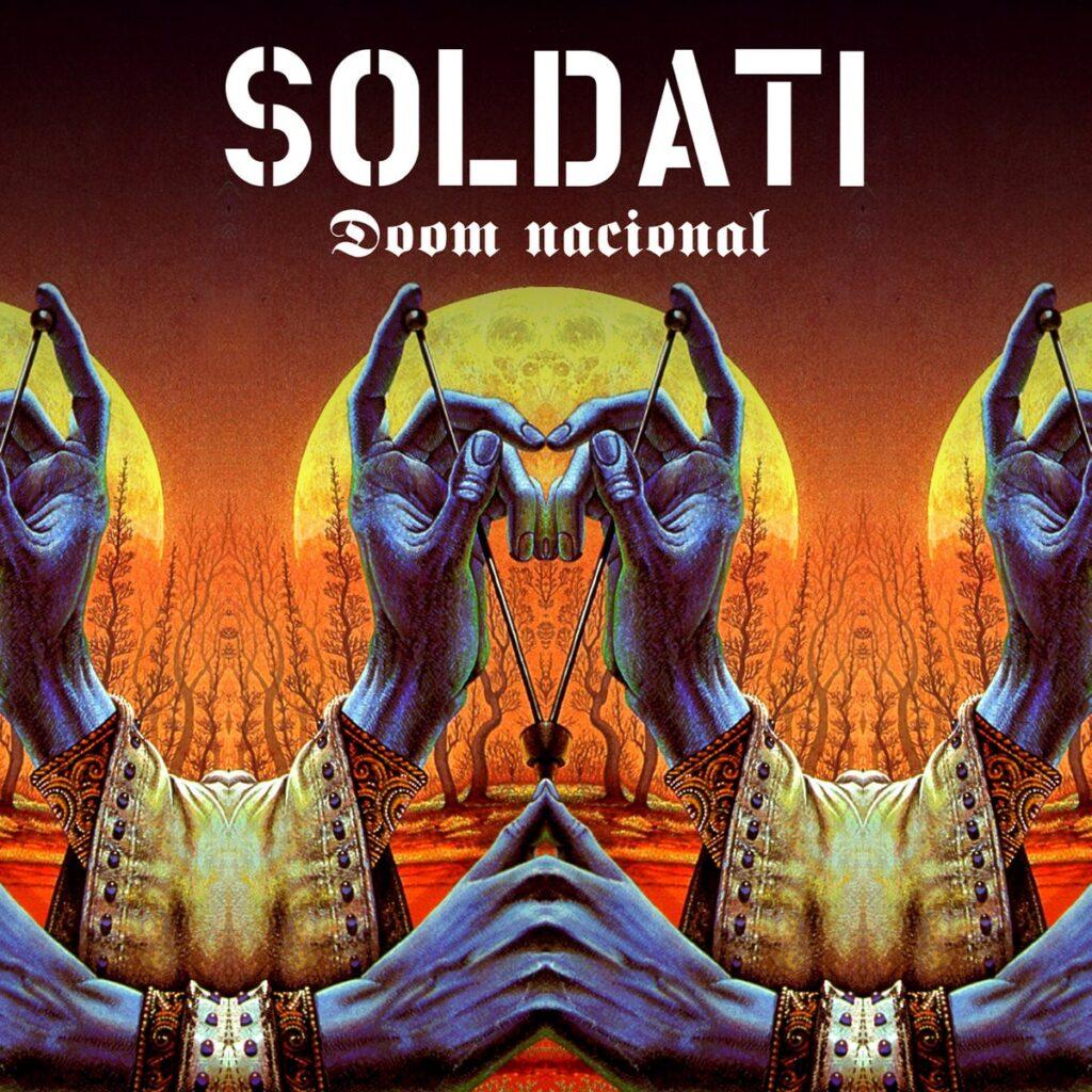 Soldati - Doom nacional - disco 2020