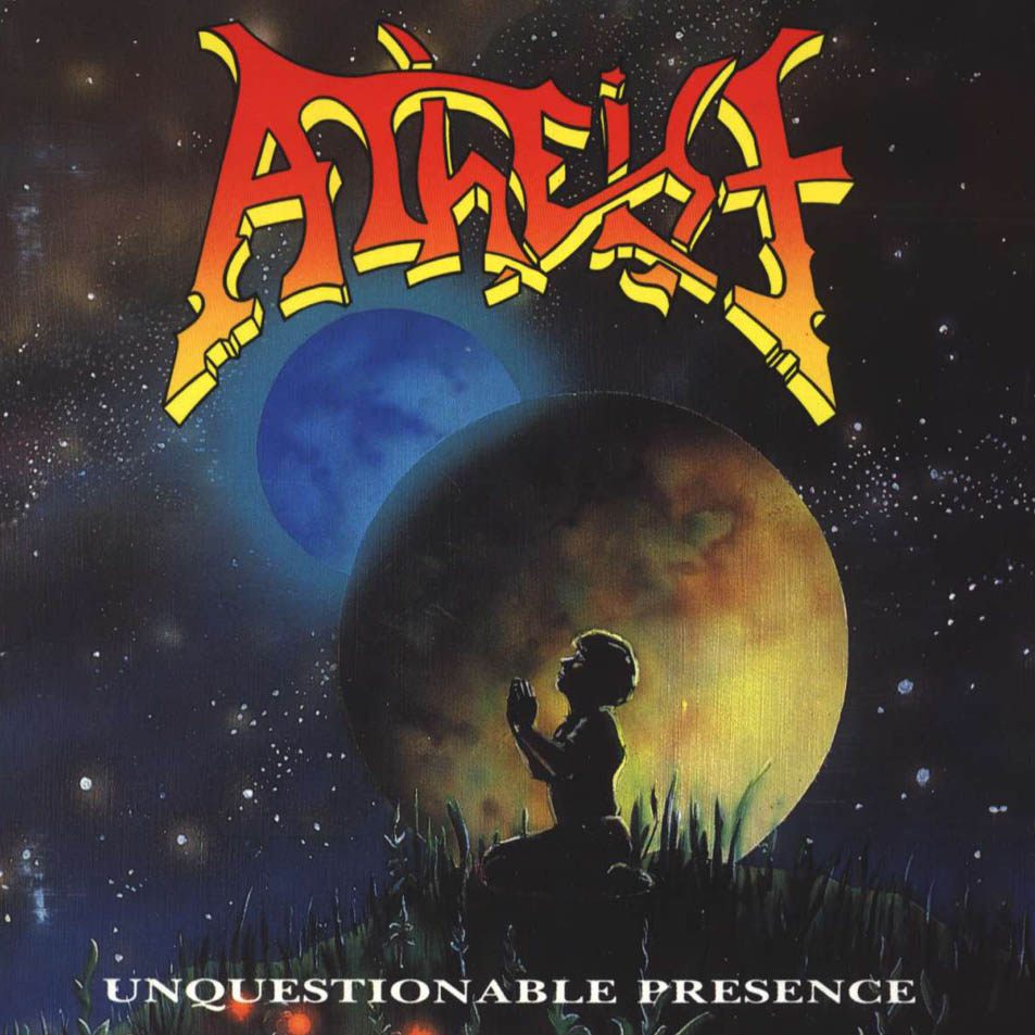 Atheist Unquestionable Presence tapa